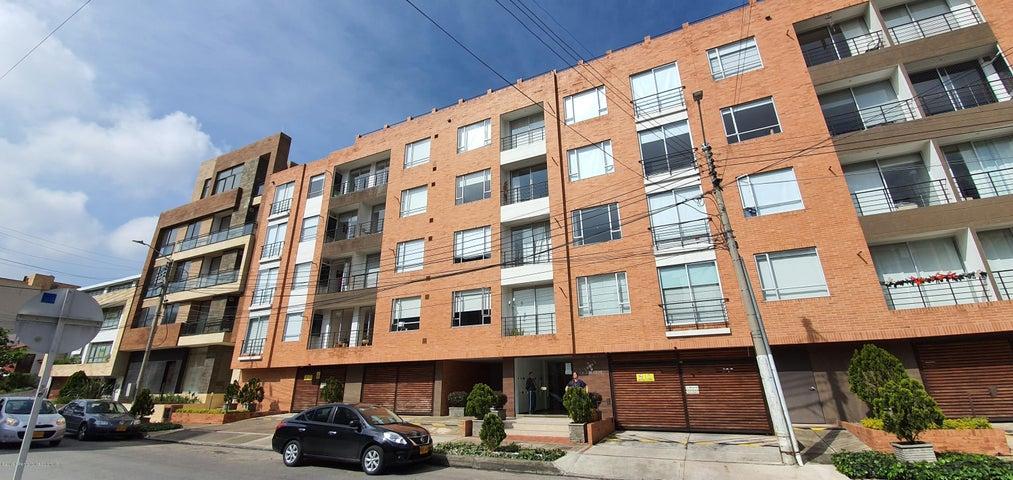 Apartamento Bogota D.C.>Bogota>Santa Barbara Central - Venta:490.000.000 Pesos - codigo: 21-500