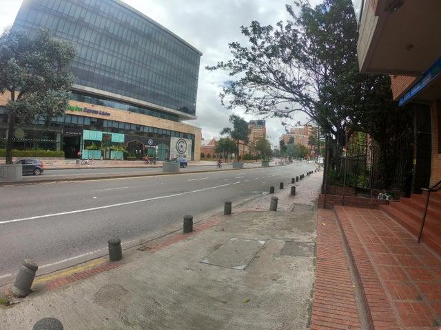 Local Comercial Bogota D.C.>Bogota>Chapinero Central - Arriendo:3.800.000 Pesos - codigo: 21-591