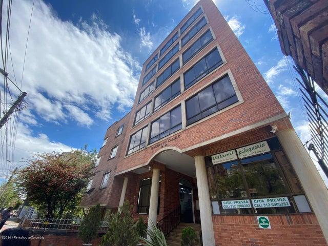 Oficina Bogota D.C.>Bogota>La Porciuncula - Venta:160.000.000 Pesos - codigo: 21-592