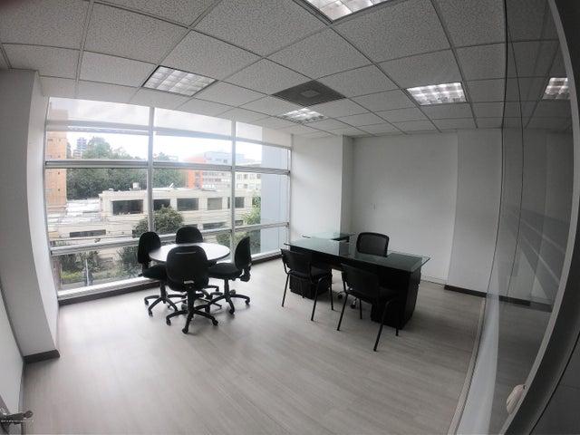 Oficina Bogota D.C.>Bogota>Chico Norte II - Arriendo:44.200.000 Pesos - codigo: 21-609