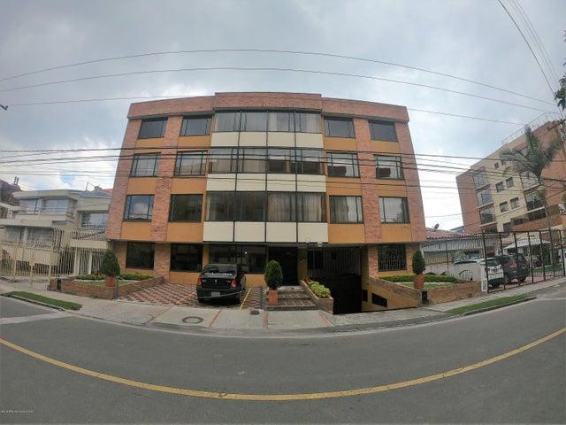 Apartamento Bogota D.C.>Bogota>El Contador - Venta:340.000.000 Pesos - codigo: 21-622