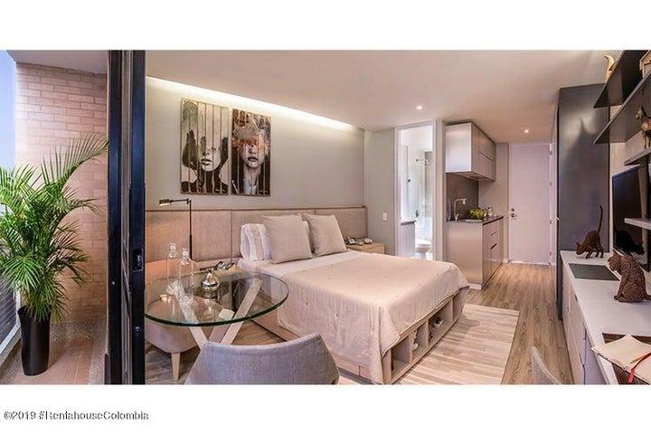 Apartamento Bogota D.C.>Bogota>San Martin - Venta:422.000.000 Pesos - codigo: 21-626