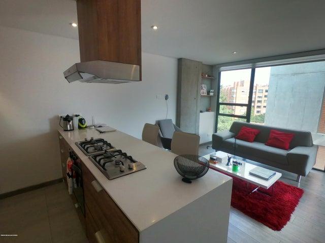 Apartamento Bogota D.C.>Bogota>Puente Largo - Venta:410.000.000 Pesos - codigo: 21-627