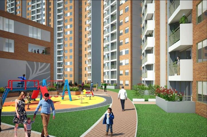 Apartamento Bogota D.C.>Bogota>Colina Campestre - Venta:412.339.000 Pesos - codigo: 21-628