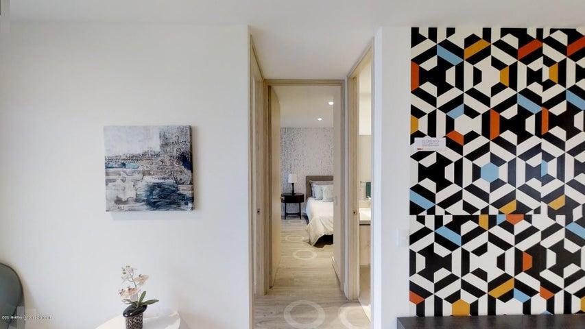 Apartamento Bogota D.C.>Bogota>La Porciuncula - Venta:540.000.000 Pesos - codigo: 21-636