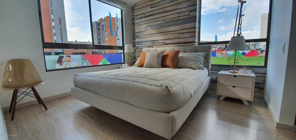 Apartamento Bogota D.C.>Bogota>Colina Campestre - Venta:556.648.600 Pesos - codigo: 21-642