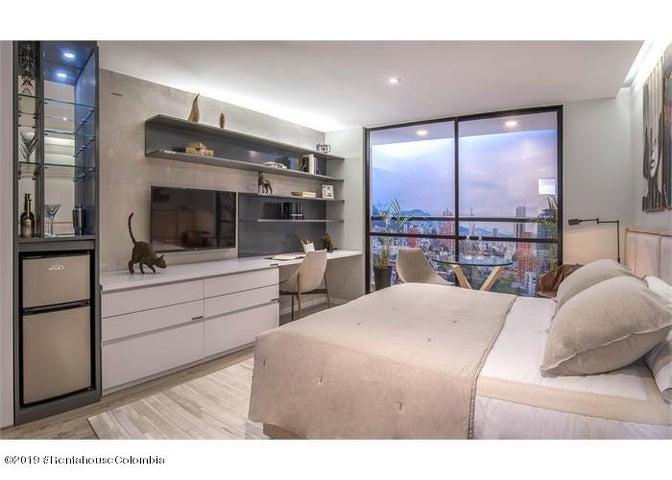 Apartamento Bogota D.C.>Bogota>San Martin - Venta:422.000.000 Pesos - codigo: 21-662
