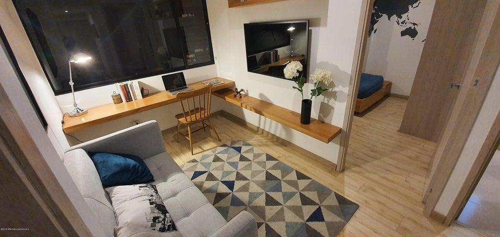 Apartamento Bogota D.C.>Bogota>Barrancas Norte - Venta:445.000.000 Pesos - codigo: 21-669