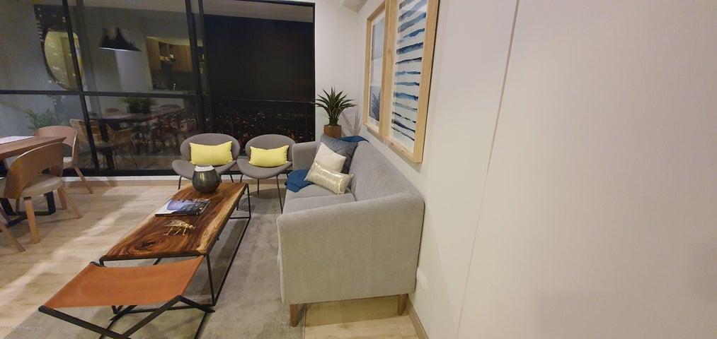 Apartamento Bogota D.C.>Bogota>Barrancas Norte - Venta:450.000.000 Pesos - codigo: 21-671