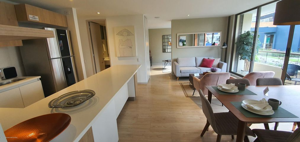 Apartamento Bogota D.C.>Bogota>Colina Campestre - Venta:608.308.260 Pesos - codigo: 21-676