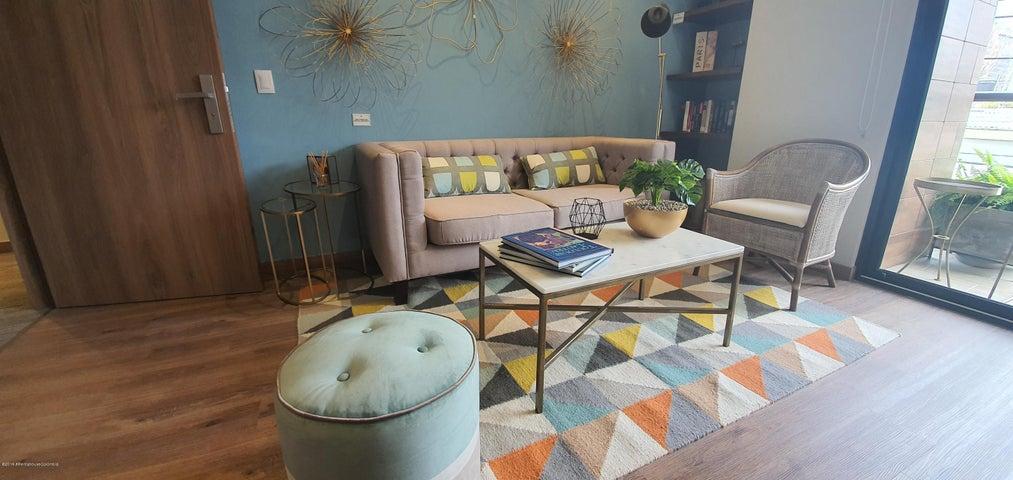 Apartamento Bogota D.C.>Bogota>Santa Ana Usaquen - Venta:706.000.000 Pesos - codigo: 21-694
