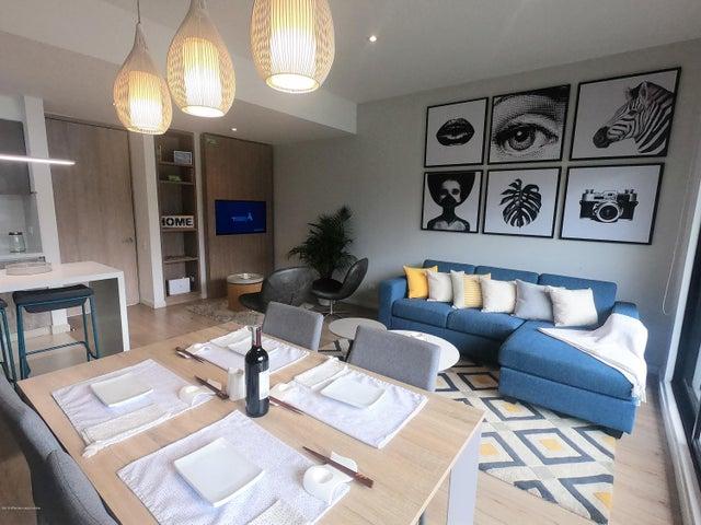 Apartamento Bogota D.C.>Bogota>Salite Oriental - Venta:776.559.000 Pesos - codigo: 21-705