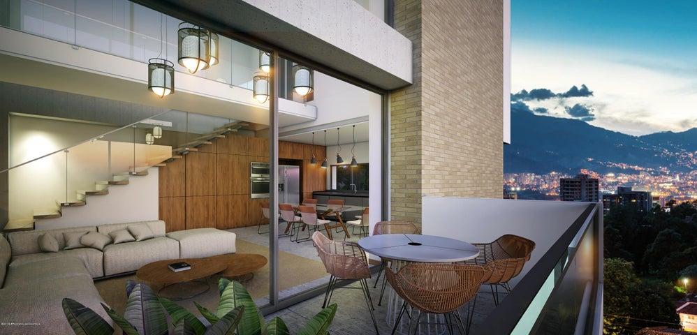 Apartamento Antioquia>Medellin>Milla de Oro - Venta:838.445.595 Pesos - codigo: 21-713