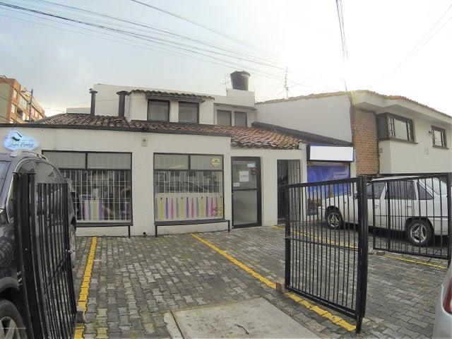 Casa Bogota D.C.>Bogota>Santa Paula - Venta:3.500.000.000 Pesos - codigo: 21-760