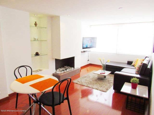 Apartamento Bogota D.C.>Bogota>Santa Barbara - Venta:420.000.000 Pesos - codigo: 21-771