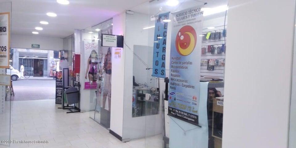 Local Comercial Bogota D.C.>Bogota>La Veracruz - Venta:1.699.000.000 Pesos - codigo: 21-781