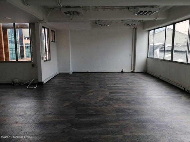 Oficina Bogota D.C.>Bogota>La Merced Norte - Arriendo:3.290.420 Pesos - codigo: 21-807