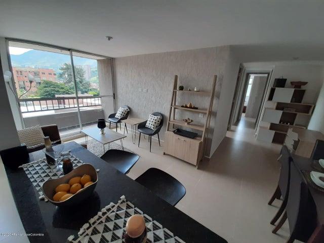 Apartamento Antioquia>Itagui>Ditaires - Venta:285.108.000 Pesos - codigo: 21-818