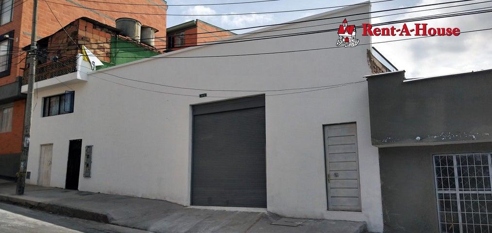 Bodega Bogota D.C.>Bogota>Fatima - Venta:1.150.000.000 Pesos - codigo: 21-829