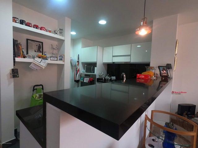 Apartamento Bogota D.C.>Bogota>San Patricio - Venta:395.000.000 Pesos - codigo: 21-832