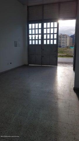 Bodega Cundinamarca>Cajica>Vereda Canelon - Arriendo:1.400.000 Pesos - codigo: 21-844