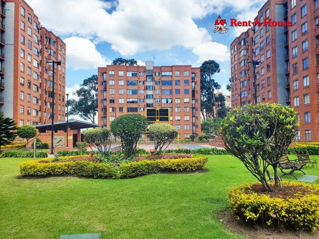 Apartamento Bogota D.C.>Bogota>Ciudad Salitre Sur Oriental - Arriendo:2.250.000 Pesos - codigo: 21-766