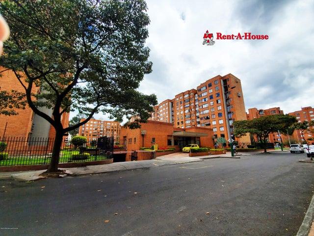 Apartamento Bogota D.C.>Bogota>Ciudad Salitre Sur Oriental - Venta:500.000.000 Pesos - codigo: 21-765