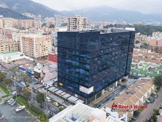 Oficina Bogota D.C.>Bogota>Cedritos - Venta:540.000.000 Pesos - codigo: 21-874