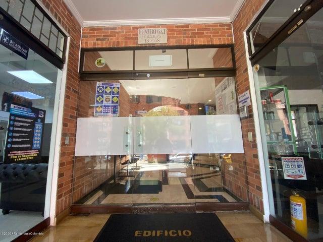 Oficina Bogota D.C.>Bogota>La Porciuncula - Arriendo:1.200.000 Pesos - codigo: 21-903