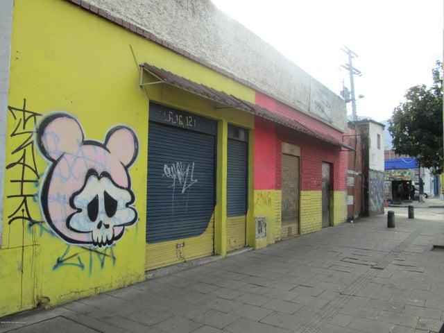 Terreno Bogota D.C.>Bogota>La Estanzuela - Venta:4.200.000.000 Pesos - codigo: 21-948