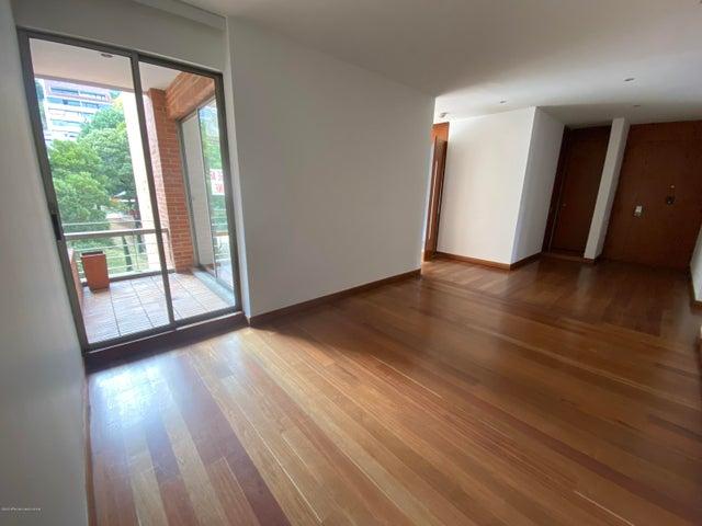 Apartamento Bogota D.C.>Bogota>La Cabrera - Arriendo:6.500.000 Pesos - codigo: 21-934