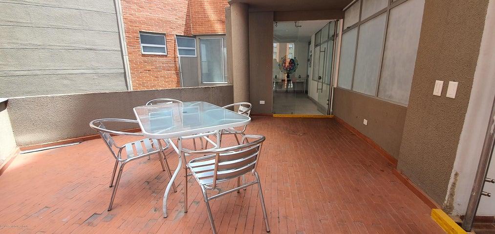 Apartamento Bogota D.C.>Bogota>San Antonio NorOccidental - Venta:450.000.000 Pesos - codigo: 21-939