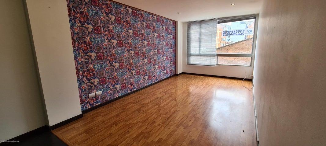 Apartamento Bogota D.C.>Bogota>Chapinero Alto - Arriendo:2.000.000 Pesos - codigo: 21-999