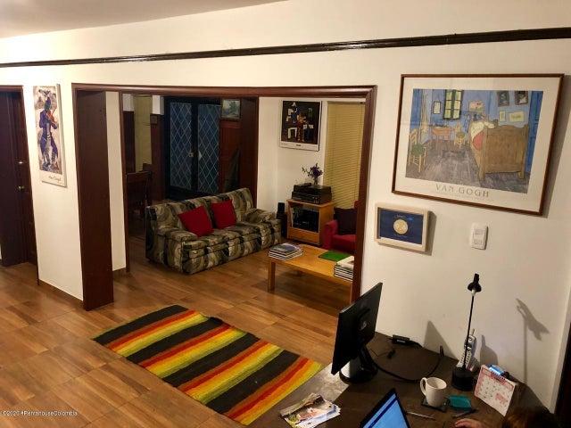 Casa Bogota D.C.>Bogota>Chapinero Sur Occidental - Venta:1.800.000.000 Pesos - codigo: 21-1032