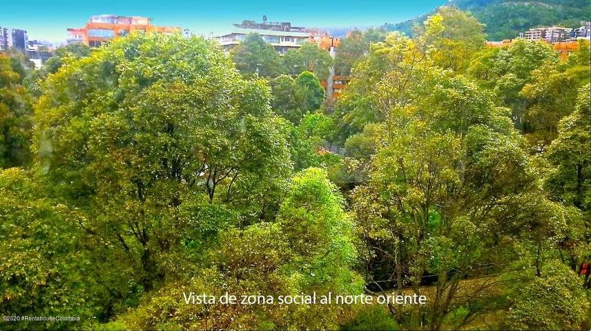 Apartamento Bogota D.C.>Bogota>La Cabrera - Arriendo:10.500.000 Pesos - codigo: 21-1043