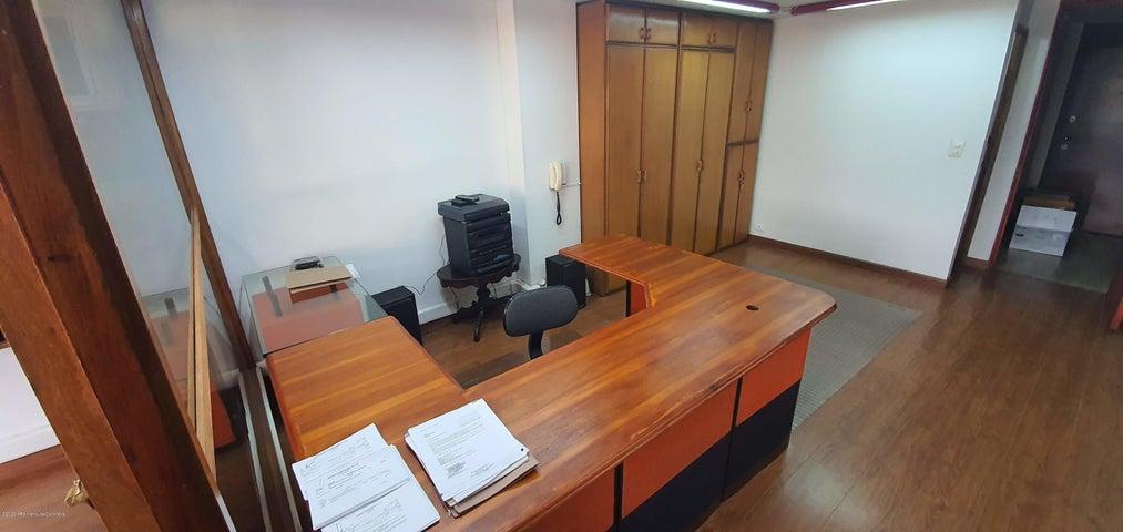 Oficina Bogota D.C.>Bogota>Lago Gaitan - Venta:190.000.000 Pesos - codigo: 21-1039