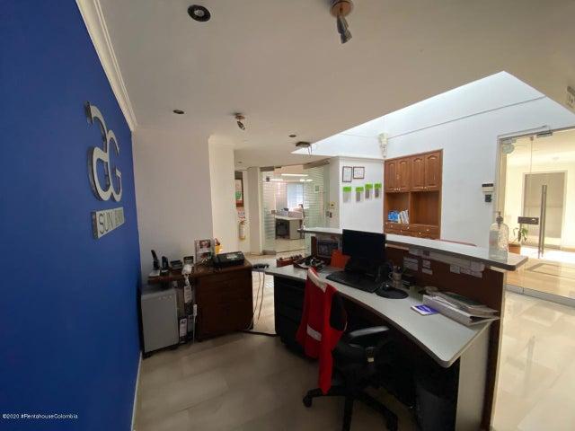 Oficina Bogota D.C.>Bogota>Chico - Venta:1.950.000.000 Pesos - codigo: 21-1042