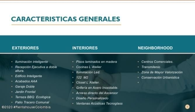 Apartamento Bogota D.C.>Bogota>Galerias - Venta:839.329.896 Pesos - codigo: 21-1057