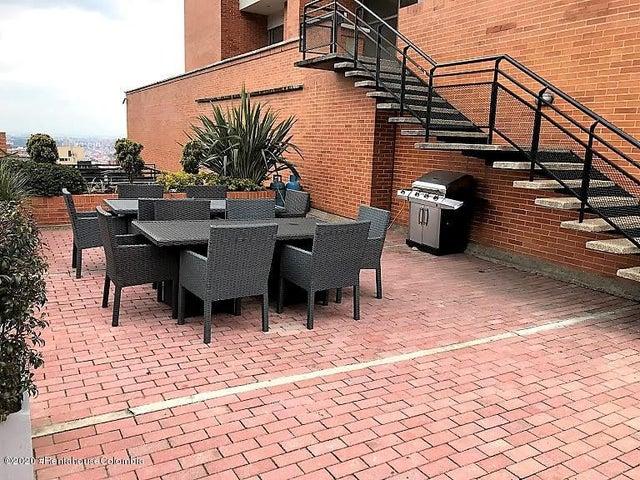 Apartamento Bogota D.C.>Bogota>Chapinero Alto - Arriendo:4.400.000 Pesos - codigo: 21-1078