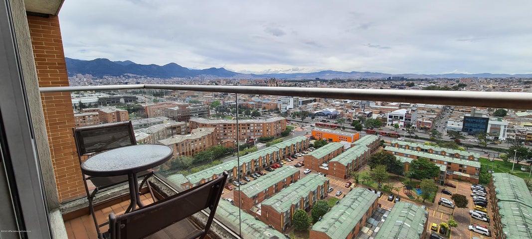 Apartamento Bogota D.C.>Bogota>Santa Rosa - Venta:390.000.000 Pesos - codigo: 21-1096