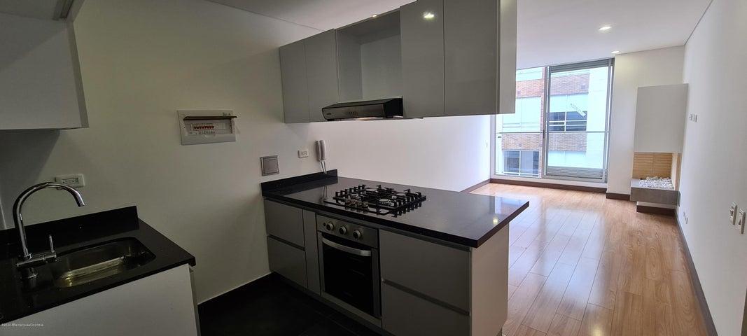 Apartamento Bogota D.C.>Bogota>Cedritos - Venta:390.000.000 Pesos - codigo: 21-1098