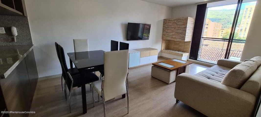 Apartamento Bogota D.C.>Bogota>Cedritos - Venta:440.000.000 Pesos - codigo: 21-1099