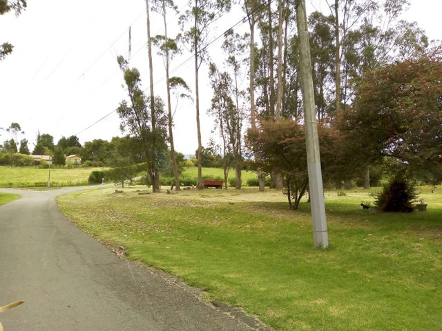 Terreno Cundinamarca>Tenjo>Vereda Chince - Venta:1.908.000.000 Pesos - codigo: 21-1110