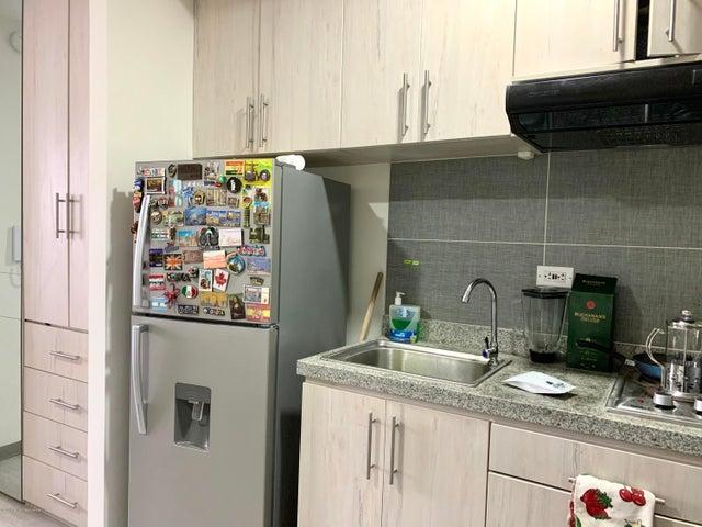 Apartamento Bogota D.C.>Bogota>Gratamira - Venta:170.000.000 Pesos - codigo: 21-244