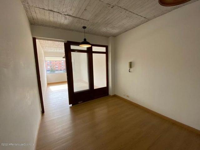 Oficina Bogota D.C.>Bogota>Santa Barbara Central - Arriendo:1.100.000 Pesos - codigo: 21-1136