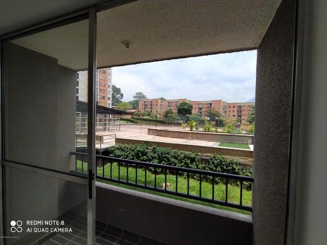 Apartamento Antioquia>Itagui>Ditaires - Venta:198.665.200 Pesos - codigo: 21-812