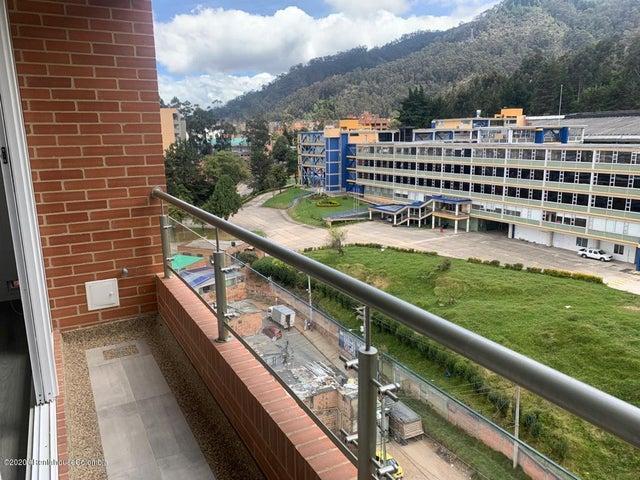 Apartamento Bogota D.C.>Bogota>Chapinero Alto - Arriendo:1.600.000 Pesos - codigo: 21-1147