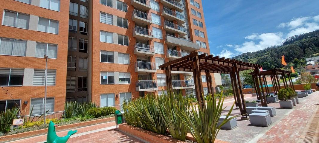 Apartamento Bogota D.C.>Bogota>Santa Teresa - Arriendo:2.400.000 Pesos - codigo: 21-1151