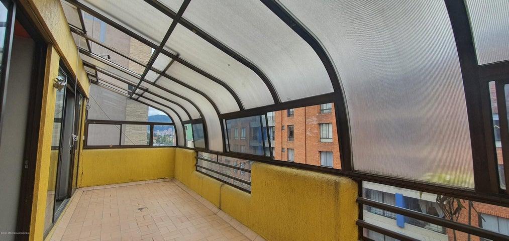Apartamento Bogota D.C.>Bogota>Quinta Paredes - Venta:600.000.000 Pesos - codigo: 21-1158
