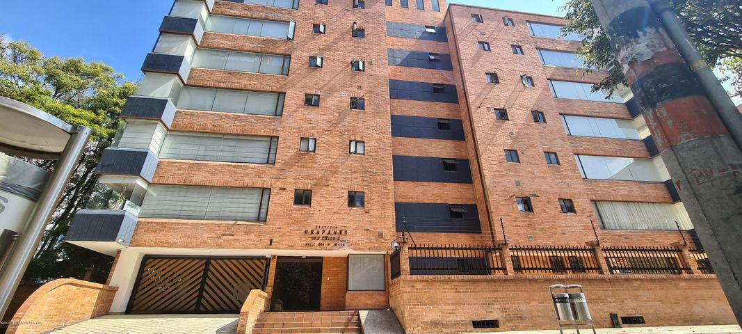 Apartamento Bogota D.C.>Bogota>Chico Norte - Venta:580.000.000 Pesos - codigo: 21-1172